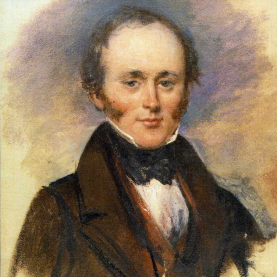 Portrait of Charles Lyell
