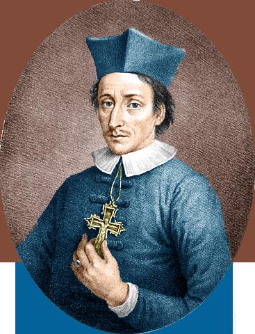 Portrait of Nicholas Steno